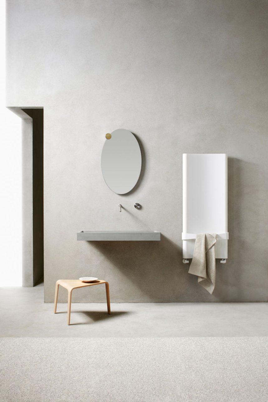 BENT: il minimalismo nel termoarredo