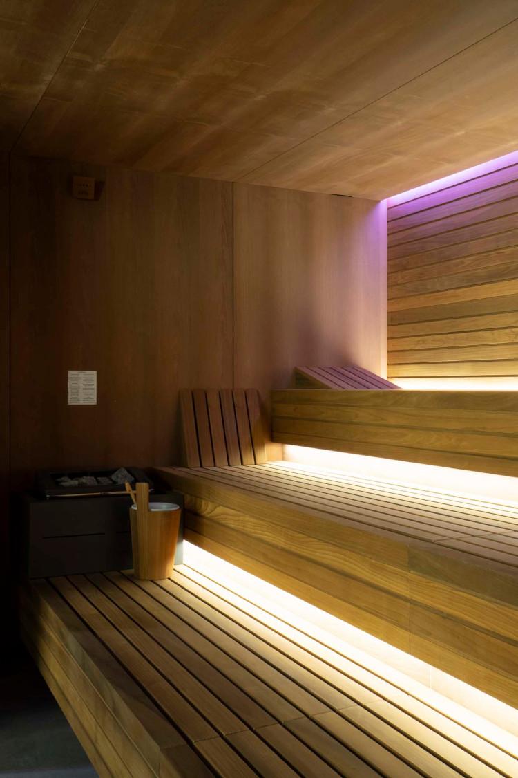 Silenzio e sauna per sintonizzarci su noi stessi